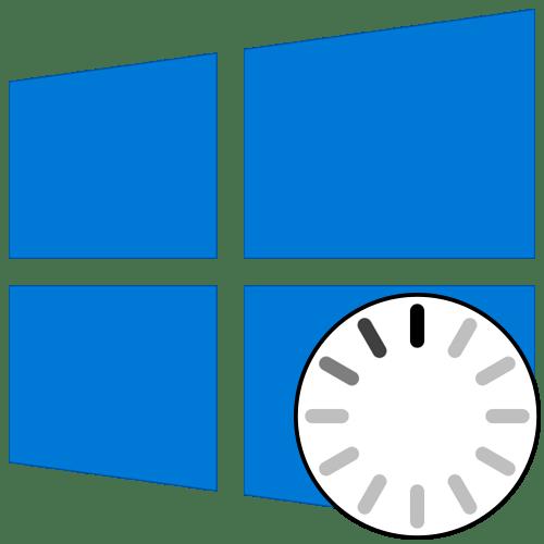Не загружается Windows 10, крутится загрузка