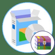 Программы для распаковки файлов RAR