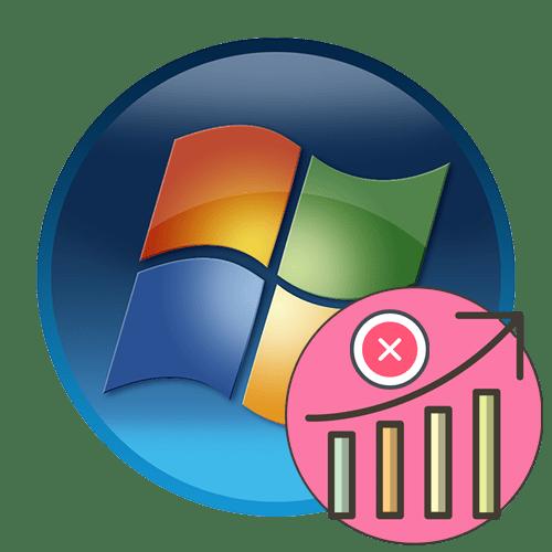 Индекс производительности Windows 7 не работает