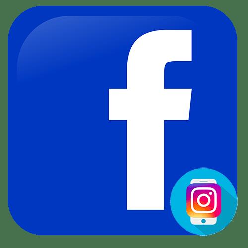 Как привязать Фейсбук к Инстаграму через телефон