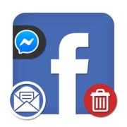 Как удалить сообщения в Фейсбук Мессенджере
