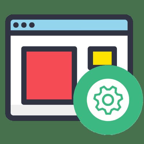как войти в настройки браузера