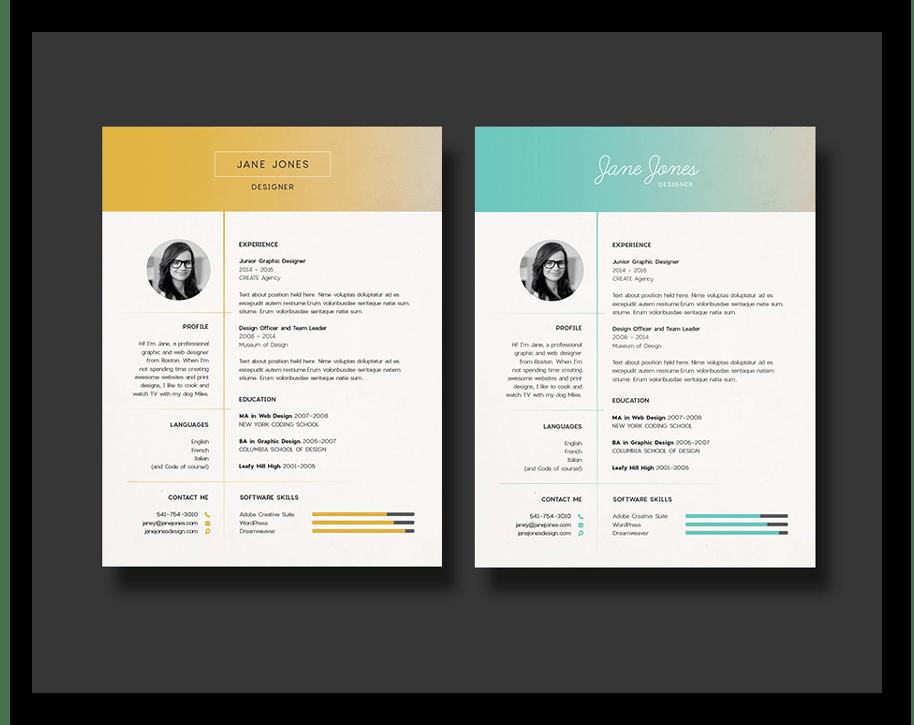 Использование программы Adobe InDesign для создания резюме