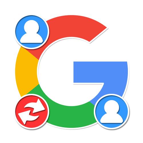 Как сменить аккаунт Гугл