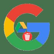 Как удалить файлы с Гугл Диска
