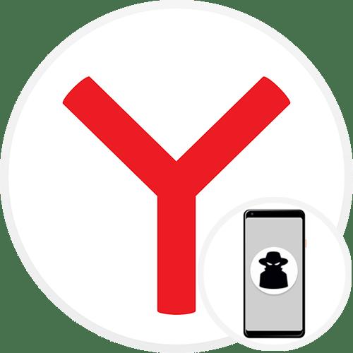 Как включить режим Инкогнито в Яндекс.Браузере на Андроид