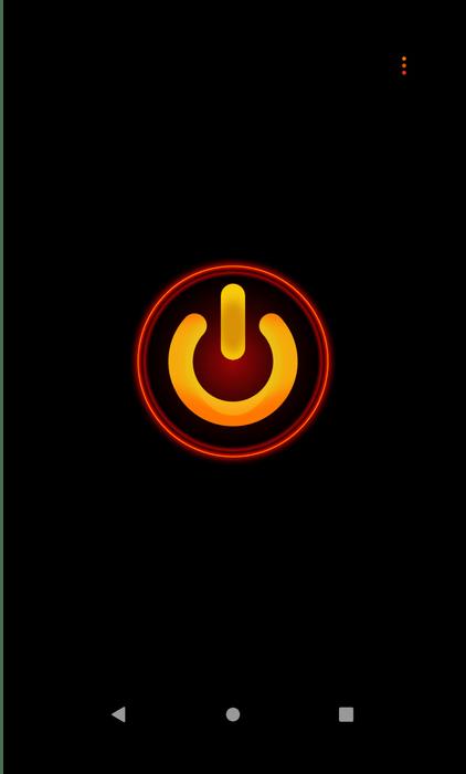 Приложение Фонарик (ArtLine) как фонарик для Android