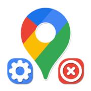 Гугл Карты не показывает карту