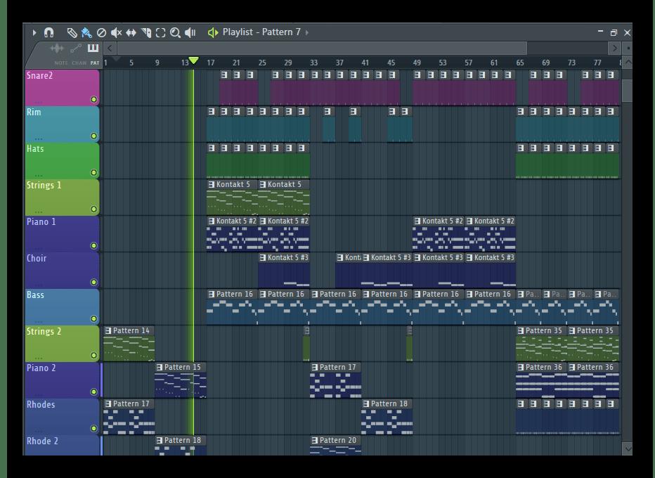 Использование программного обеспечения FL Studio для записи музыки