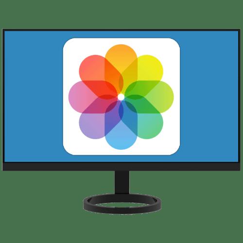 Как посмотреть фото в айКлауд с компьютера