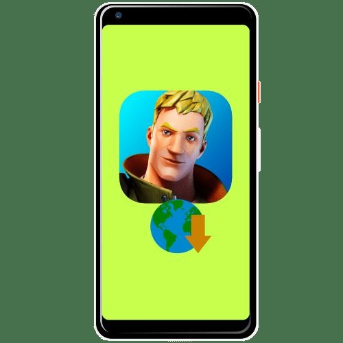 как скачать фортнайт на андроид