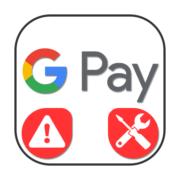 Не работает Google Pay