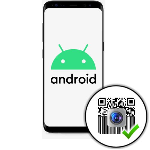 Сканеры штрих-кодов для Андроид