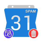 В Google Календарь добавляется спам