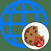 Как отключить блокировку cookie в браузере