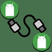 как подключить андроид к андроиду через usb
