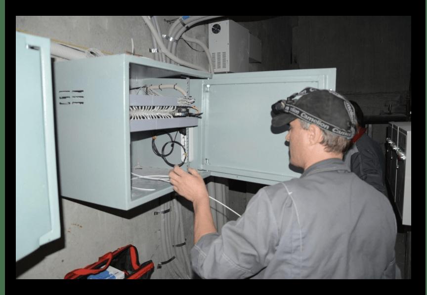 Подключение оптоволокна к роутеру