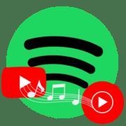 Как перенести музыку из YouTube и YouTube Music в Spotify