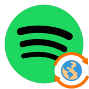 Как поменять страну в Spotify