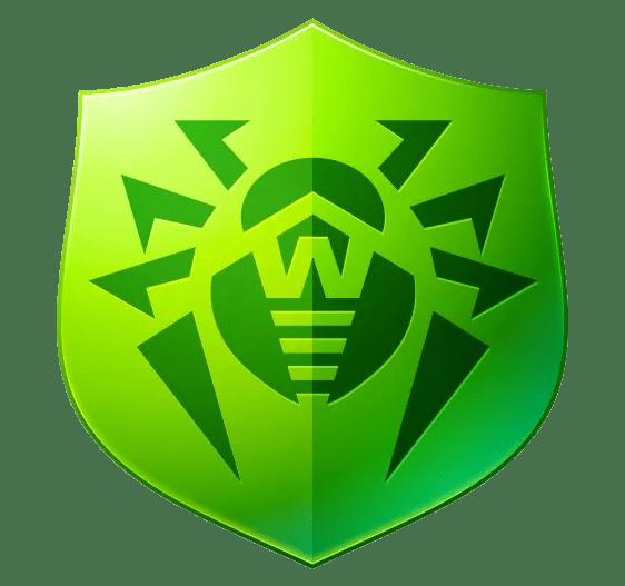 Логотип антивируса Dr.Web