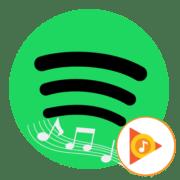 Перенос музыки из Google Play Музыки в Spotify