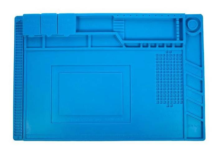 Антистатический коврик для подготовки рабочего места перед разборкой джойстика ps4
