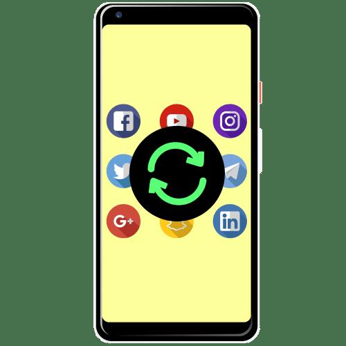 как изменить иконки на андроид