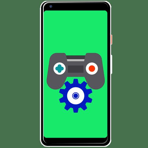 как настроить геймпад на андроид