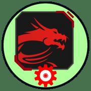 как пользоваться msi dragon center