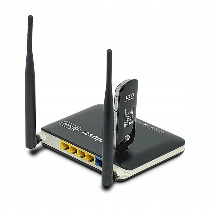 Подключение модема к роутеру для дальнейшей настройки Wi-Fi