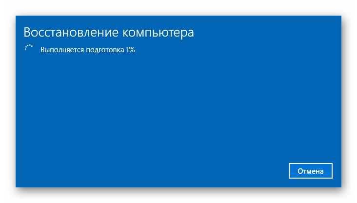 Процесс подготовки к переустановке Windows 10 с сохранением личных данных