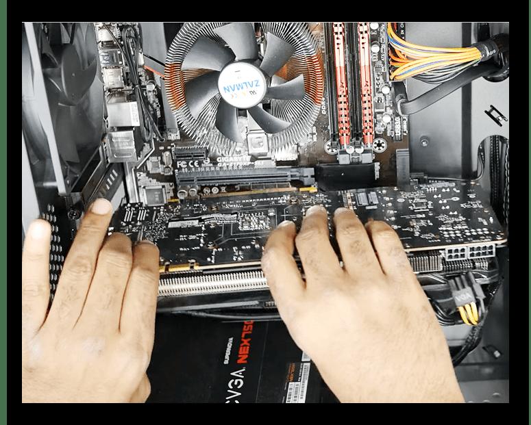 Проверка видеокарты при появлении черного экрана после установки драйверов