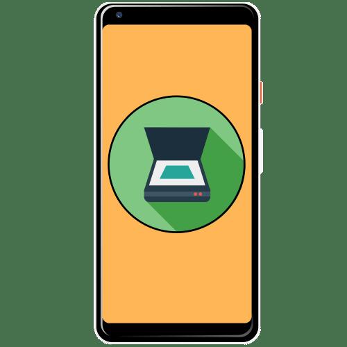 приложение для сканирования документов на андроид