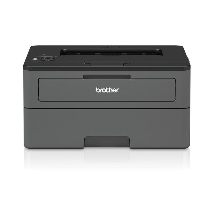 Проверка принтера Brother при решении проблем с печатью на данном оборудовании