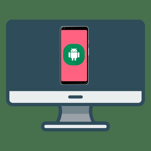 Управление Android-устройства с компьютера по USB