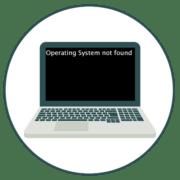 Ошибка Operating System not found на ноутбуке или ПК