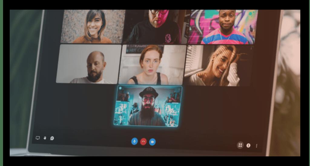 Видеоконференцсвязь в Виртуальной АТС «Телфин.Офис»