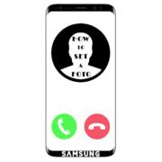 Как на Самсунге поставить фото на контакт