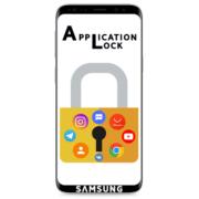 Как поставить пароль на приложение на Самсунге