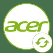 Как сбросить настройки ноутбука Acer до заводских