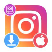 Как скачать историю из Инстаграм на Айфон