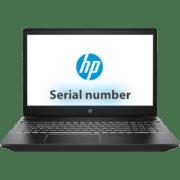 Как узнать серийный номер ноутбука HP