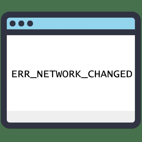 ошибка «похоже, вы подключились к другой сети» в браузере