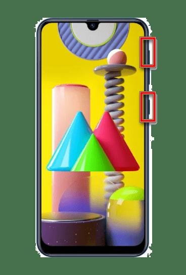 Вход в Recovery Mode на Samsung без кнопок home и bixby