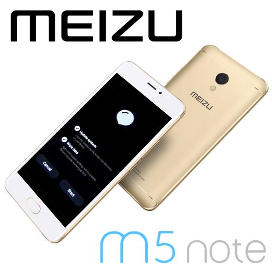 Прошивка Meizu M5 Note