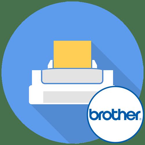 Как перезагрузить принтер Brother