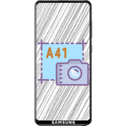 Как сделать скриншот на Samsung A41