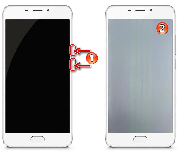 Meizu M5 Note Разблокировка загрузчика запуск смартфона в режиме FASTBOOT после прошивки разделов lk и lk1 через SP Flash Tool