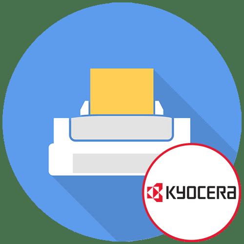 Принтер Kyocera не печатает горит кнопка внимание