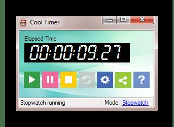 Использование программы Cool Timer для установки будильника на компьютере